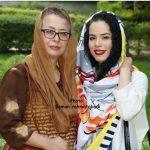 عکس های جدید از ملیکا شریفی نیا قبل و بعد از کاهش وزن!!