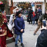 تصاویری دیدنی از رنگ و بوی عید نوروز در تبریز