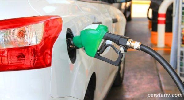 قیمت بنزین در سال جدید