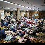 تصاویری از مراسم معنوی اعتکاف در دانشگاه امیرکبیر