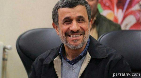 مصاحبه جدید با احمدی نژاد و دفاع او از خاوری و بابک زنجانی!!