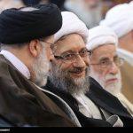 تصاویری از حواشی مراسم معارفه ابراهیم رئیسی (رئیس جدید قوه قضاییه)