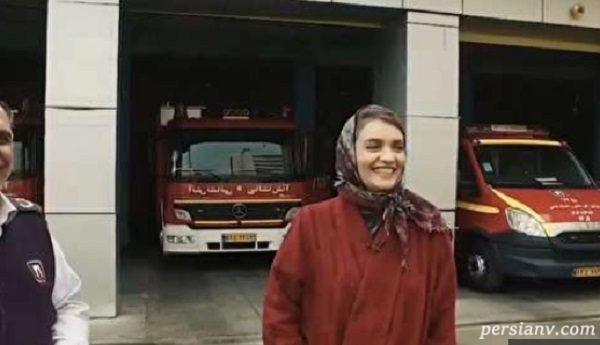 میترا حجار بازیگر ایرانی