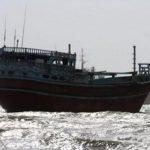 ناپدید شدن شناور ایرانی با ۶ سرنشین در خلیج فارس!!