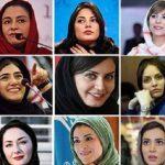 حمله به یک بازیگر زن ایرانی به خاطر هتاکی ها و سیاه نمایی!!