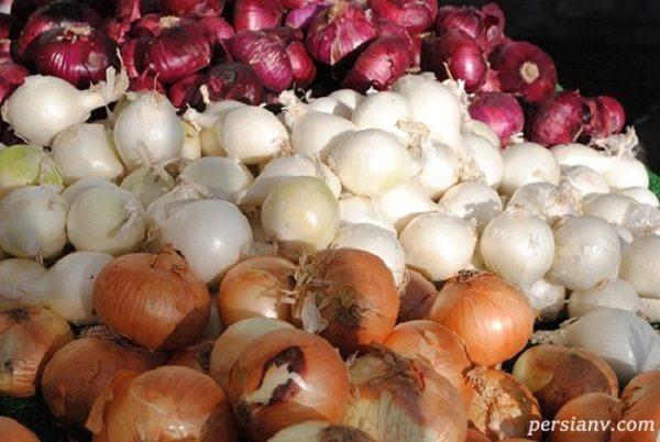 گرانی پیاز , گوجه فرنگی ، پیاز ،کاهو و چغندر با صادرات مایحتاج مردم !