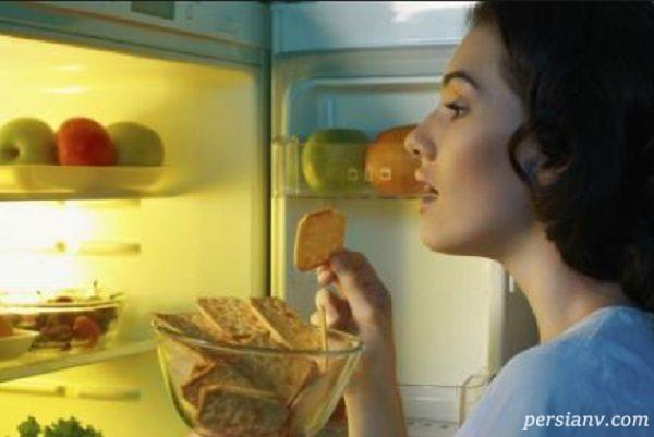 هشدار | خوردن این مواد غذایی قبل از خواب ممنوع!