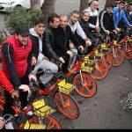 دوچرخه سواری همگانی بانوان در تهران + تصاویر