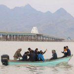 آخرین وضعیت دریاچه ارومیه به لطف بارشهای اخیر! + تصاویر