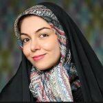 واکنش متفاوت آزاده نامداری به با حجاب شدن جودی ابوت!!