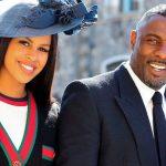 ازدواج ادریس آلبا بازیگر سرشناس ۴۶ ساله با مدل ۲۹ ساله!