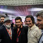 تصاویری از چهره ها و بازیگران در جشنواره جهانی فیلم فجر در ششمین روز!