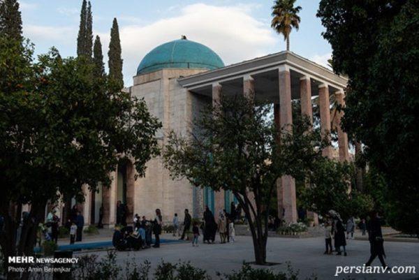 بزرگداشت سعدی در شیراز