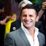 تصویری دیده نشده از امین حیایی بازیگر مشهور ایرانی
