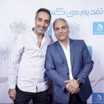 تبریک متفاوت و انتقادی ژوله به مناسبت تولد مهران مدیری!!