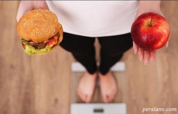 راهکارهای کاهش جذب چربی غذا | مصرف آبغوره و سرکه بعد غذا موثر است!؟