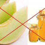 خوردن خربزه و عسل با هم آدم را می کشد؟!| نظر یافته های پزشکی چیست؟