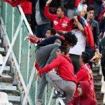 تصاویری جدید از استادیوم آزادی پس از درگیری هواداران پرسپولیس و سپاهان!!