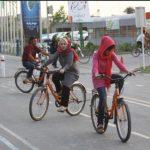 دوچرخه مخصوص زنان تهرانی هم ساخته شد!! + عکس