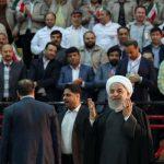 حواشی دیدار صمیمی حسن روحانی با کارگران + تصاویر