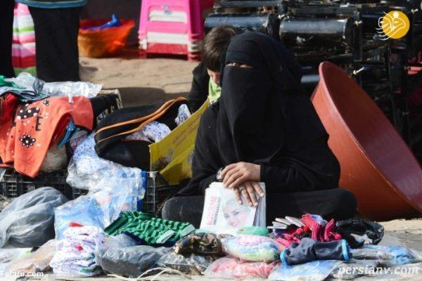 زندگی زنان داعشی