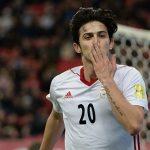 تهدید دزد توسط سردار آزمون فوتبالیست ایرانی