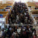 حاشیه های تصویری مراسم افتتاح سی و دومین نمایشگاه کتاب تهران!