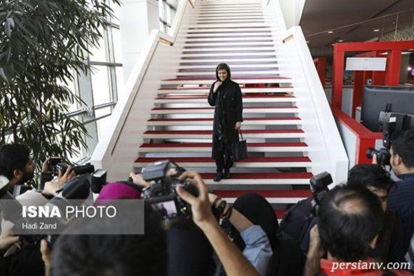 تصاویری از حاشیه های دومین روز سی و هفتمین جشنواره جهانی فجر
