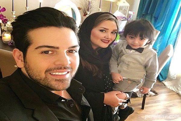 عماد طالب زاده خواننده معروف باز هم پدر شد!