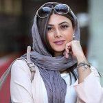 عکس های جدید از آزاده صمدی در اکران فیلم غلامرضا تختی