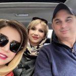 عکس های جدید از شبنم قلی خانی در کنار برادر و خواهرش