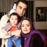 عکس های جدید سپیده خداوردی در کنار مادر و پسرش سانیار