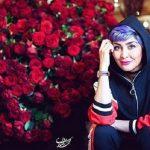 عکس های مریم معصومی بازیگر ایرانی در کنار حیوان خانگی اش!