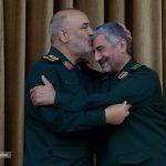 تصاویری از مراسم تودیع و معارفه فرمانده کل سپاه پاسداران