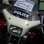 موتورسیکلت های قاچاق میلیاردی با شمایل پلیسی در شمال تهران!!