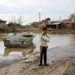 تصاویری از وضعیت سیل زدگان آق قلا بعد از یک ماه