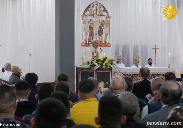 پاپ رهبر کاتولیک های جهان