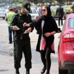 سبک جدید برخورد پلیس با کشف حجاب در خودروها در تهران!
