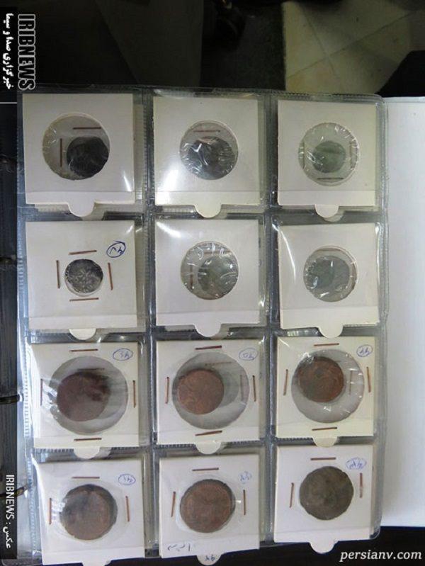 سکه های قاچاق
