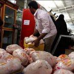 عاملان گرانی گوشت مرغ در تهران دستگیر شدند!