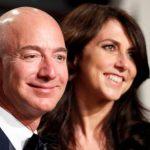 طلاق جف بزوس ثروتمندترین فرد جهان و همسرش مک کنزی بزوس!