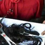 فروش مو، راه حل زنان ونزوئلایی برای گذران زندگی!!