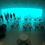 تصاویری دیدنی از رستوران زیر آب ۳ طبقه در نروژ!