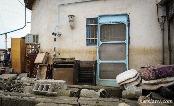 سیل زدگان استان گلستان