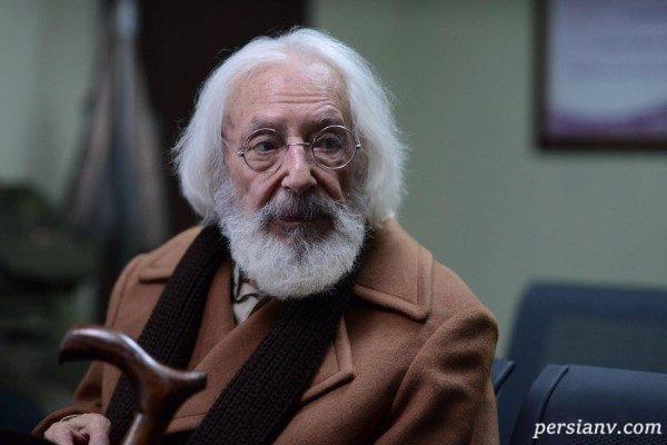 آخرین بازی جمشید مشایخی در عرصه سینما! + تصاویر