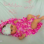تصاویری دیدنی از آیین گلغلتان نوزادان در امیریه دامغان!