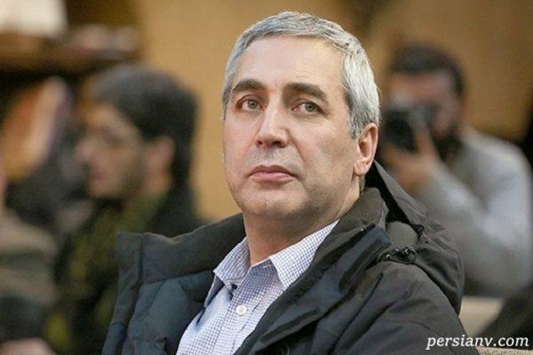 ابراهیم حاتمی کیا کارگردان سینما در دیدار با رهبر انقلاب