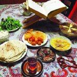 اصول مهم برای تغذیه مناسب در ماه رمضان!