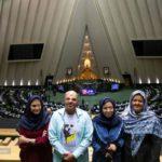 قربانیان اسیدپاشی در جلسه علنی مجلس شورای اسلامی! + تصاویر