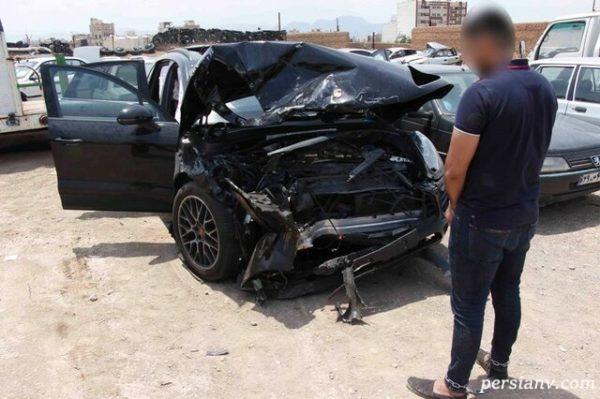 پیامدهای حادثه تصادف اصفهان | کشتم که کشتم؛ دیهاش را میدهم!!